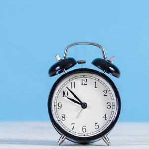 Stylish clock